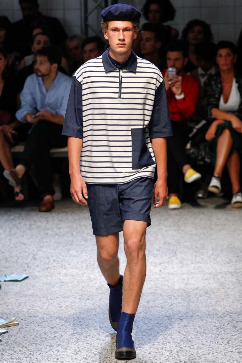 Antonio Marras Menswear весна-лето 2016 #41