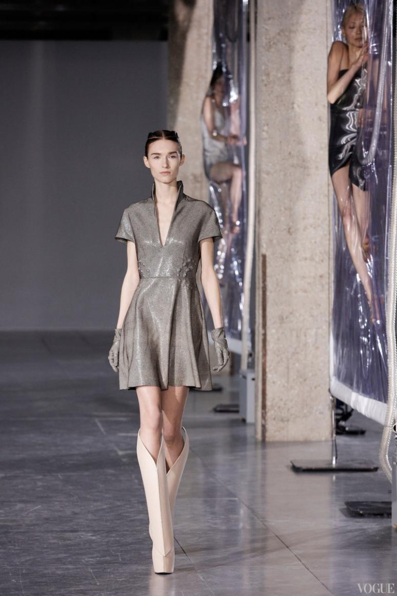 Iris Van Herpen осень-зима 2014/2015 #20