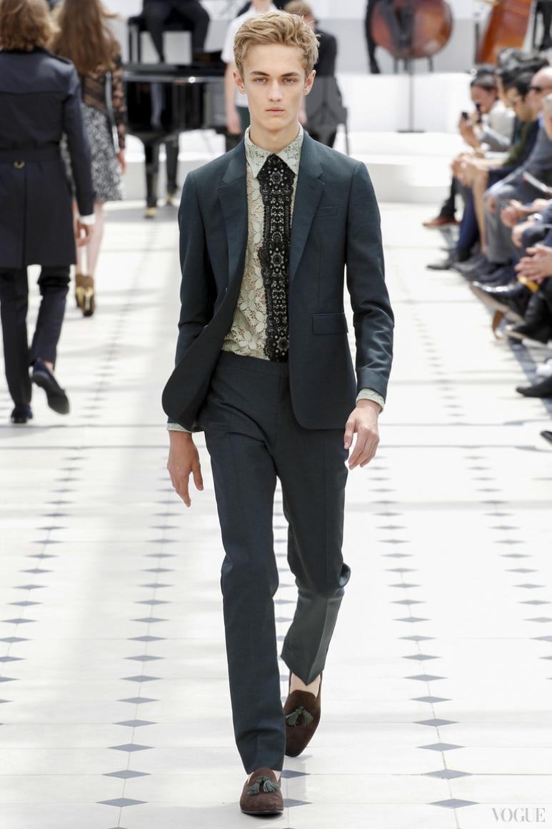 Burberry Prorsum Menswear весна-лето 2016 #16
