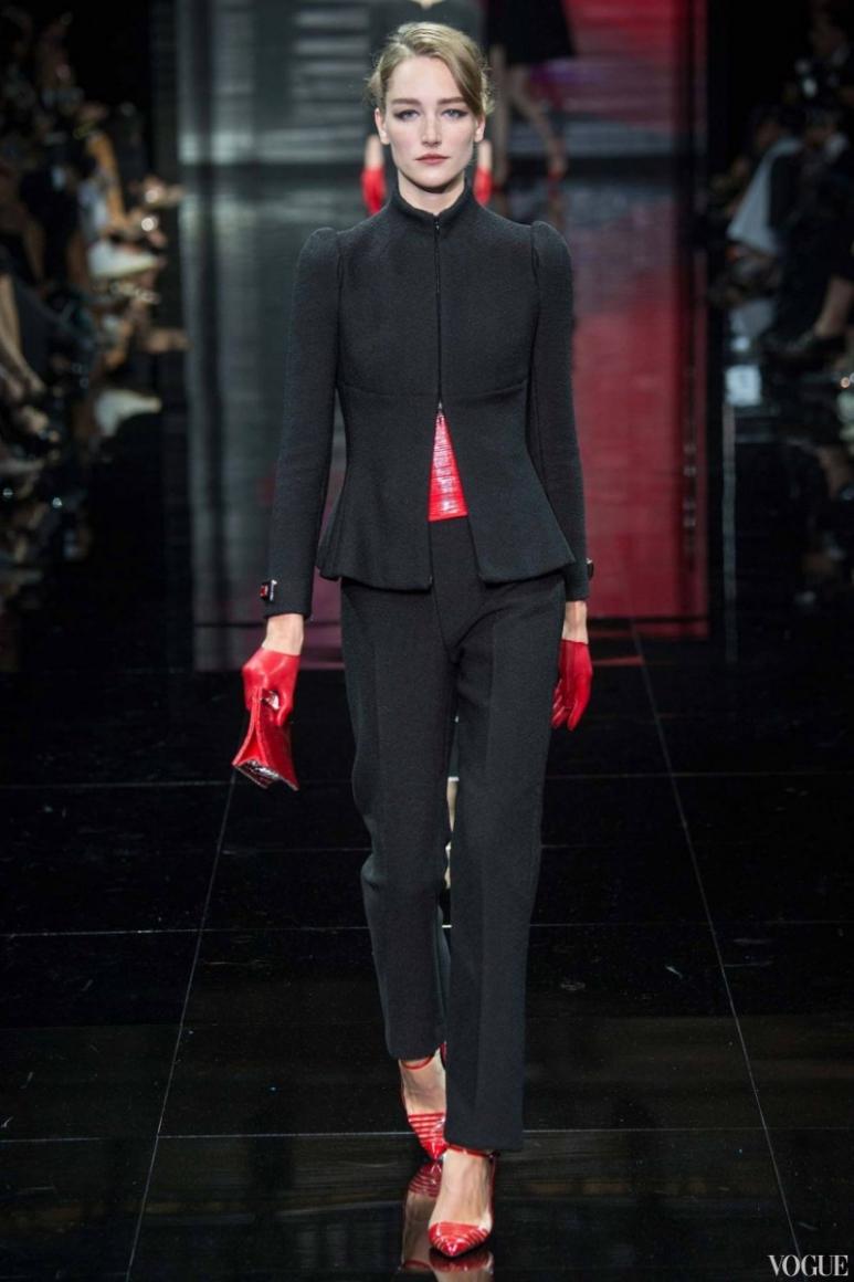 Armani Priv? Couture осень-зима 2014/2015 #63