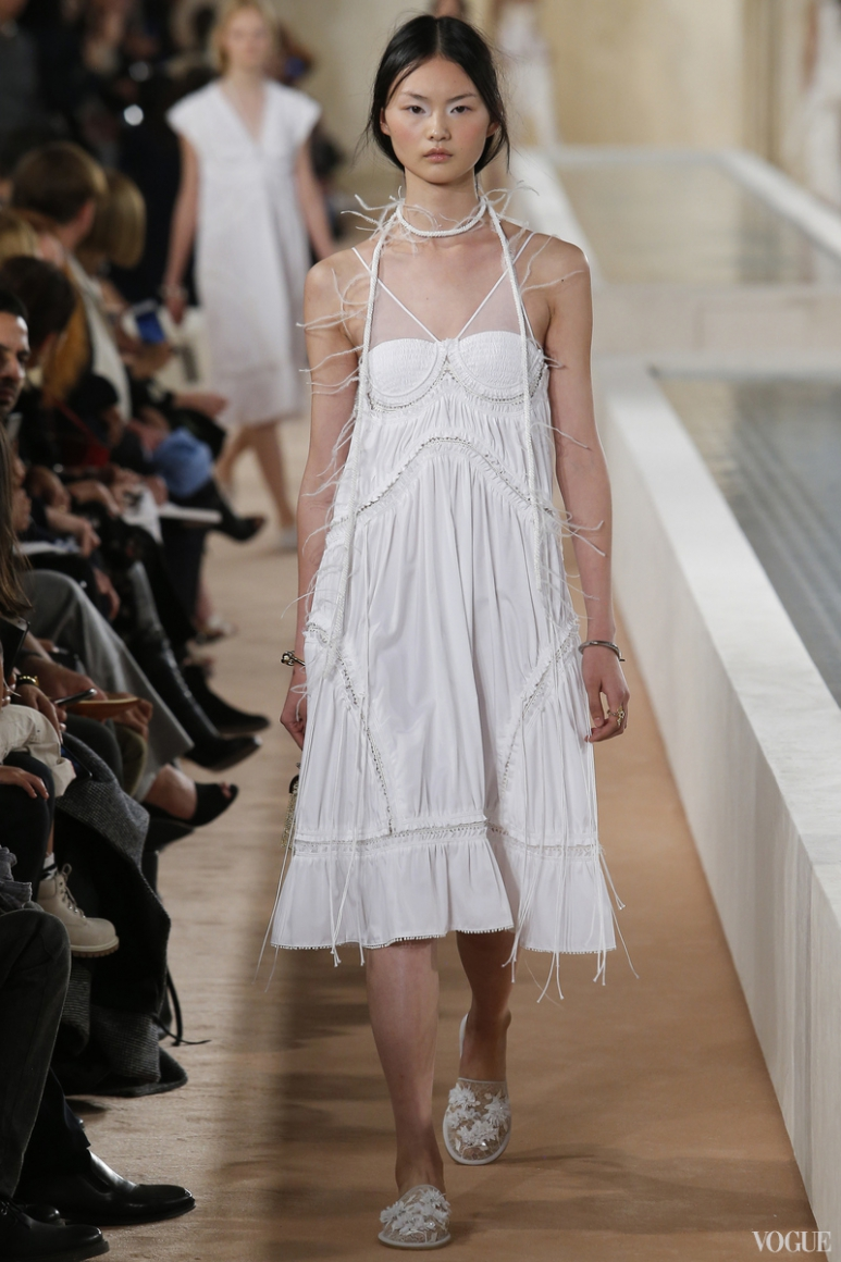 Balenciaga весна-лето 2016 #8