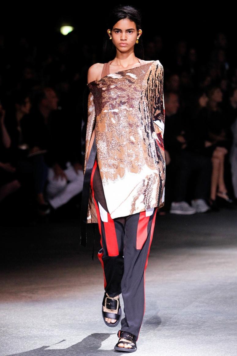 Givenchy весна-лето 2014 #32