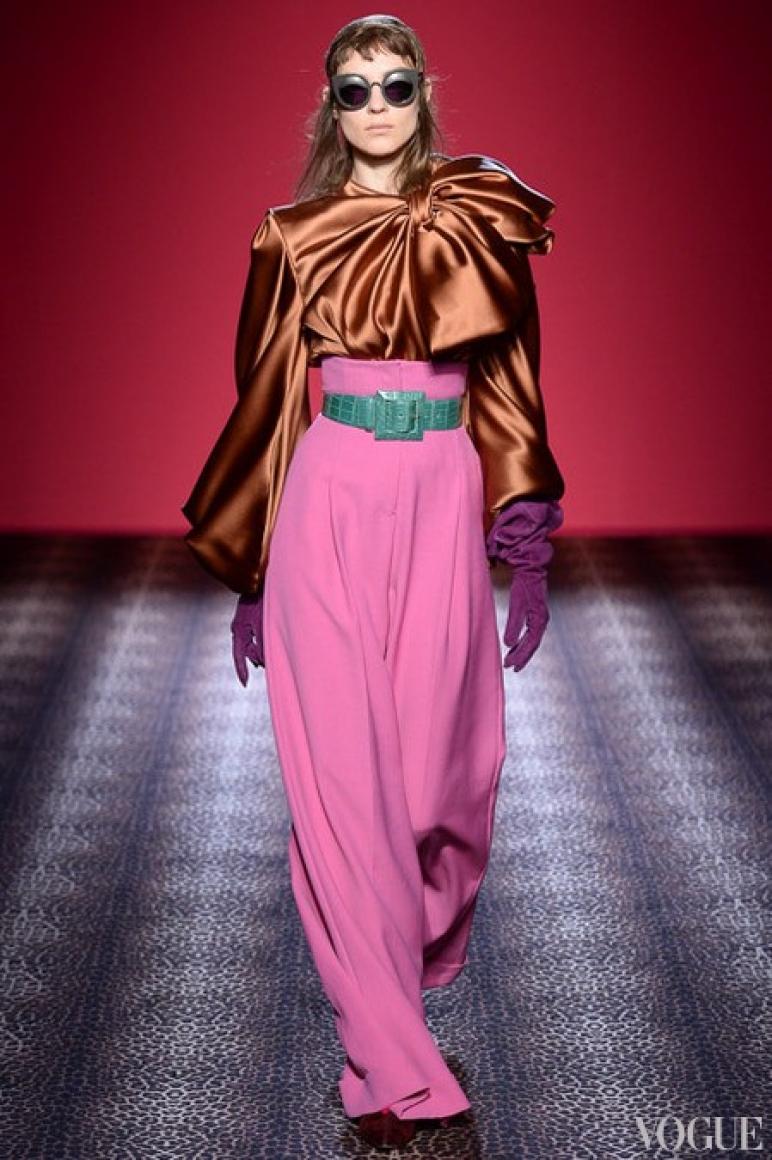 Schiaparelli Couture осень-зима 2014/2015 #13