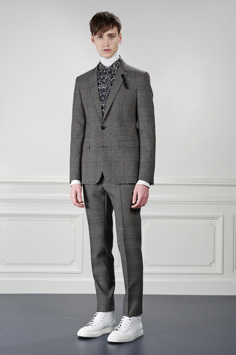 Viktor & Rolf Menswear осень-зима 2015/2016 #15