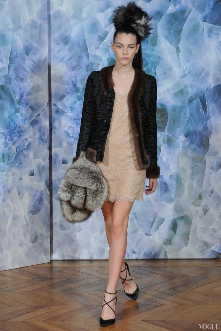 Alexis Mabille Couture осень-зима 2014/2015 #11