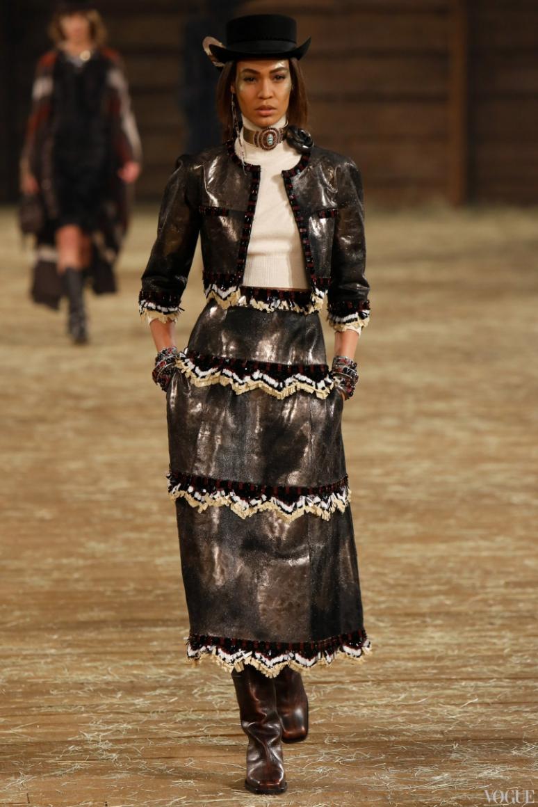 Chanel Couture весна-лето 2013 #77