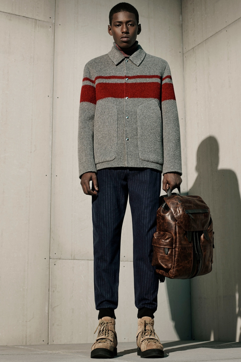 Alexander Wang Menswear осень-зима 2015/2016 #4
