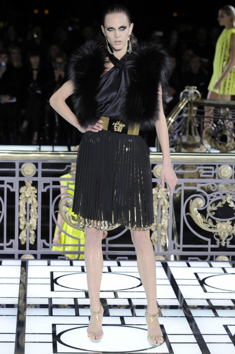 Atelier Versace Couture весна-лето 2013 #11