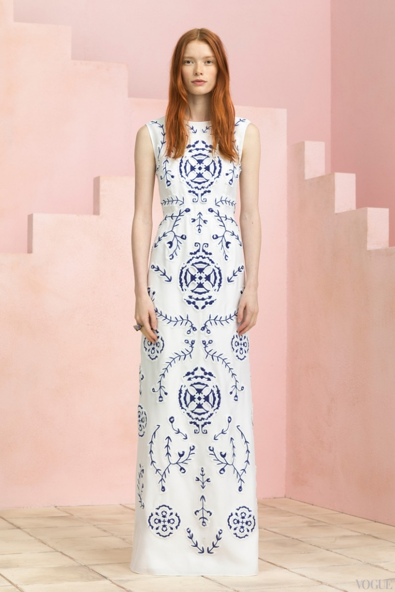 Tory Burch Resort 2015 #20