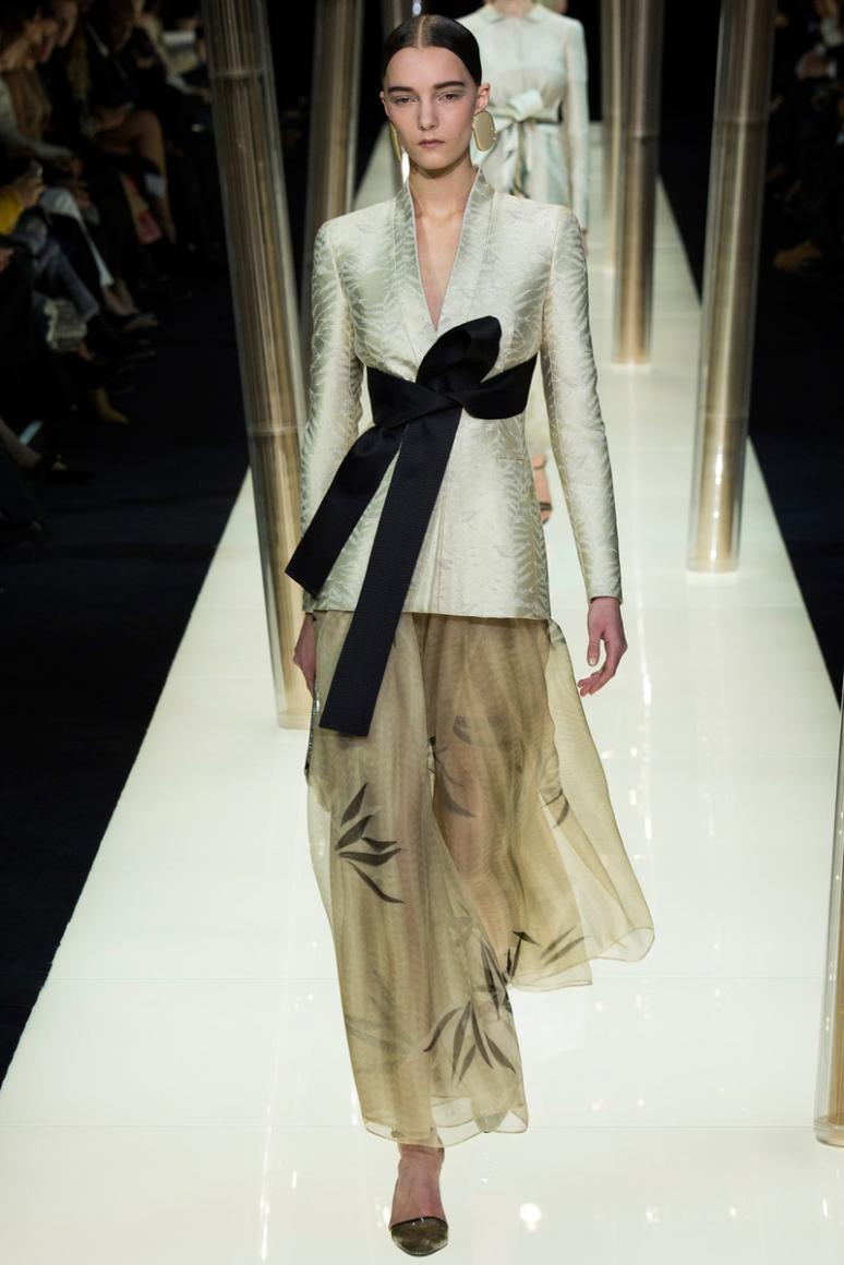 Armani Priv? Couture весна-лето 2015 #63