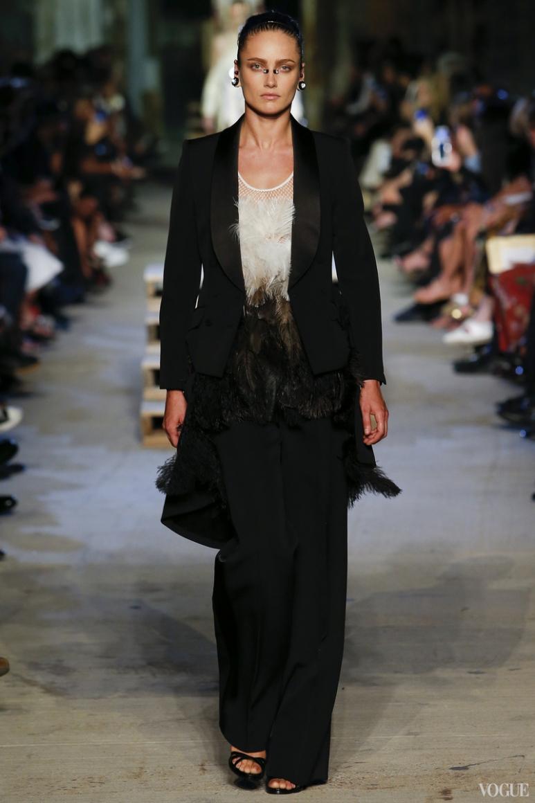 Givenchy весна-лето 2016 #48
