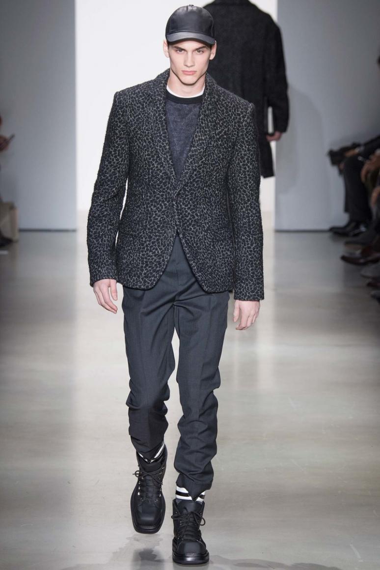 Calvin Klein Menswear осень-зима 2015/2016 #27