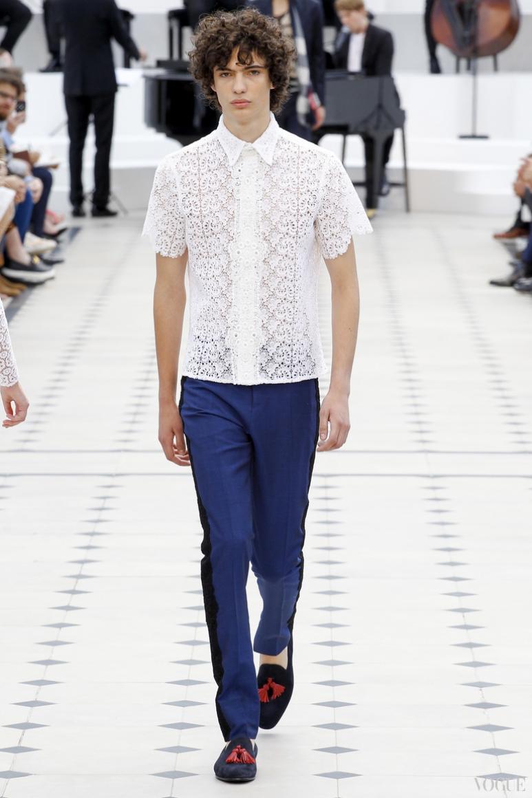 Burberry Prorsum Menswear весна-лето 2016 #11