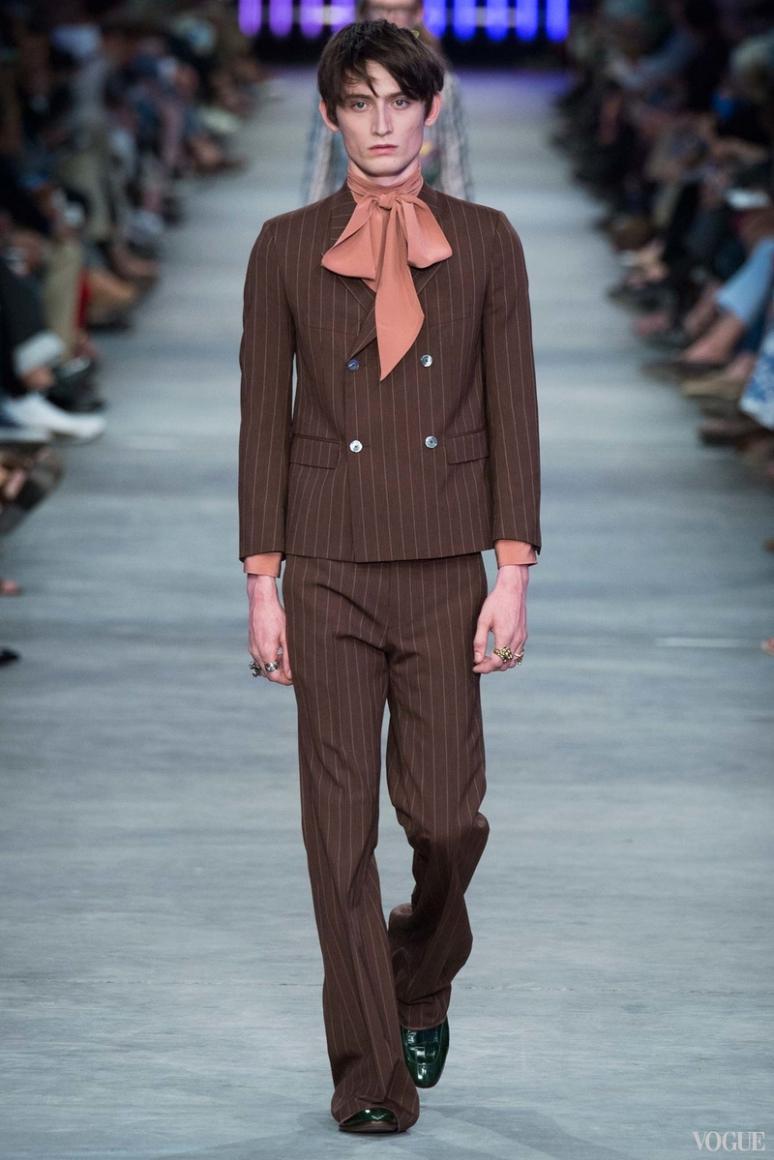 Gucci Menswear весна-лето 2016 #2