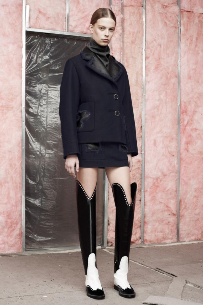 Alexander Wang Couture весна-лето 2013 #7