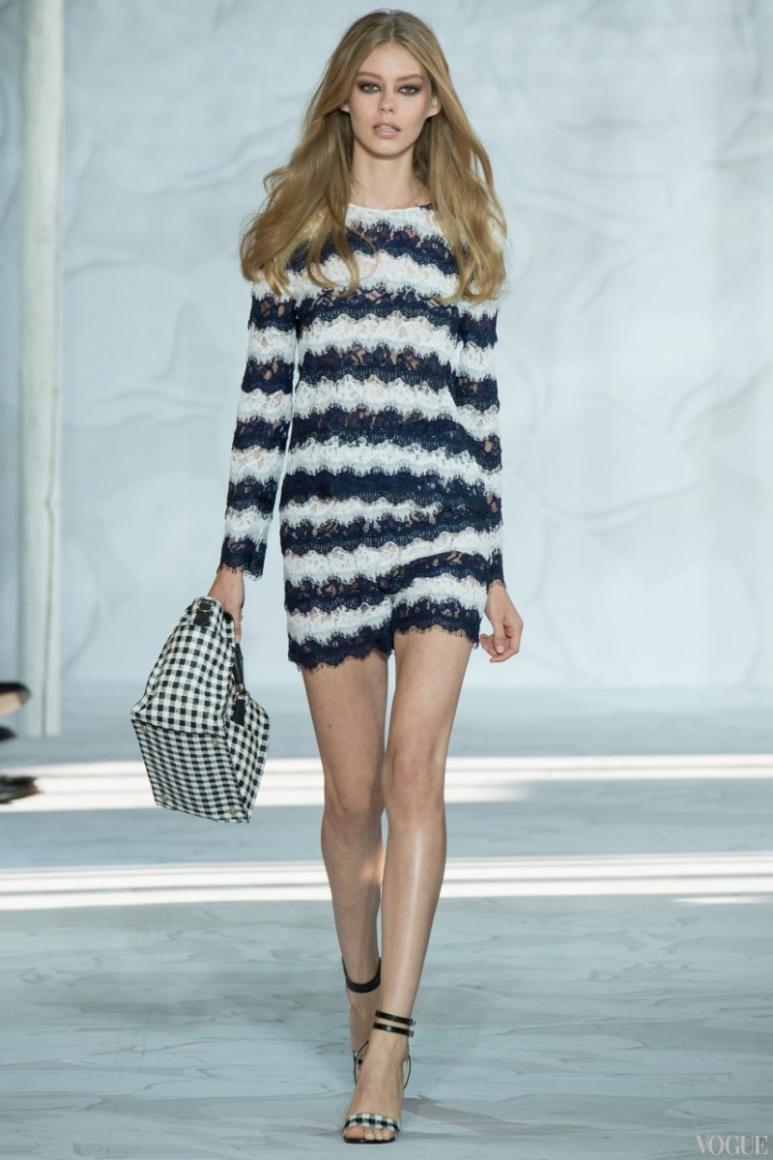 Diane Von Furstenberg весна-лето 2015 #22
