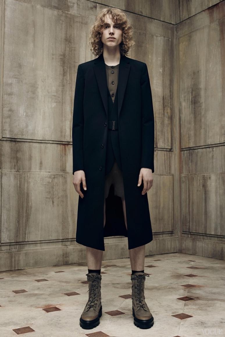 Balenciaga Menswear весна-лето 2016 #27