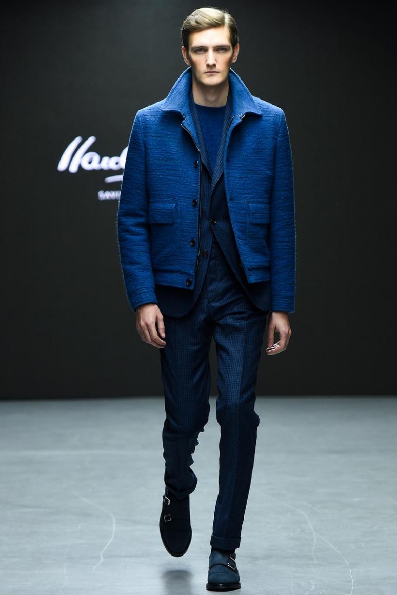 Hardy Amies Menswear осень-зима 2015/2016 #17