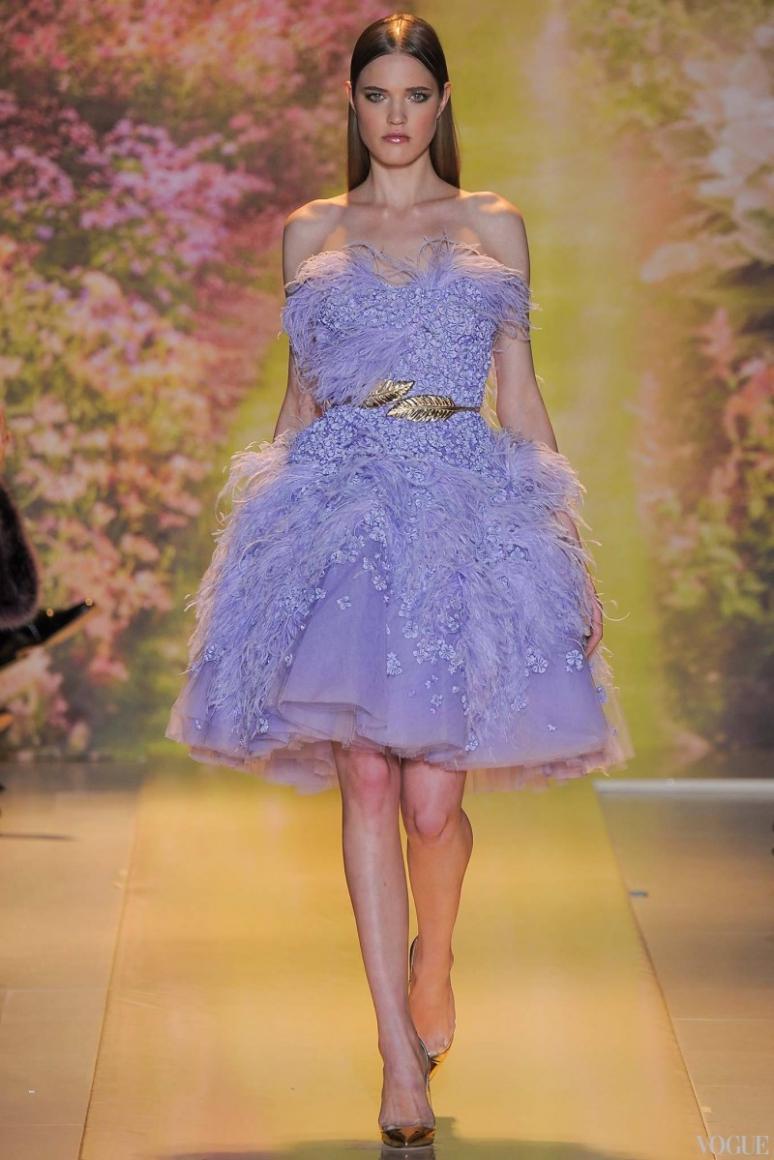 Zuhair Murad Couture весна-лето 2014 #5