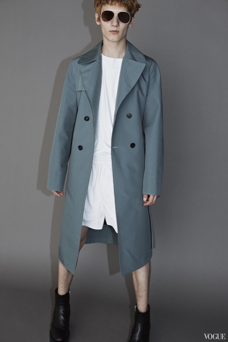 Acne Menswear весна-лето 2016 #23
