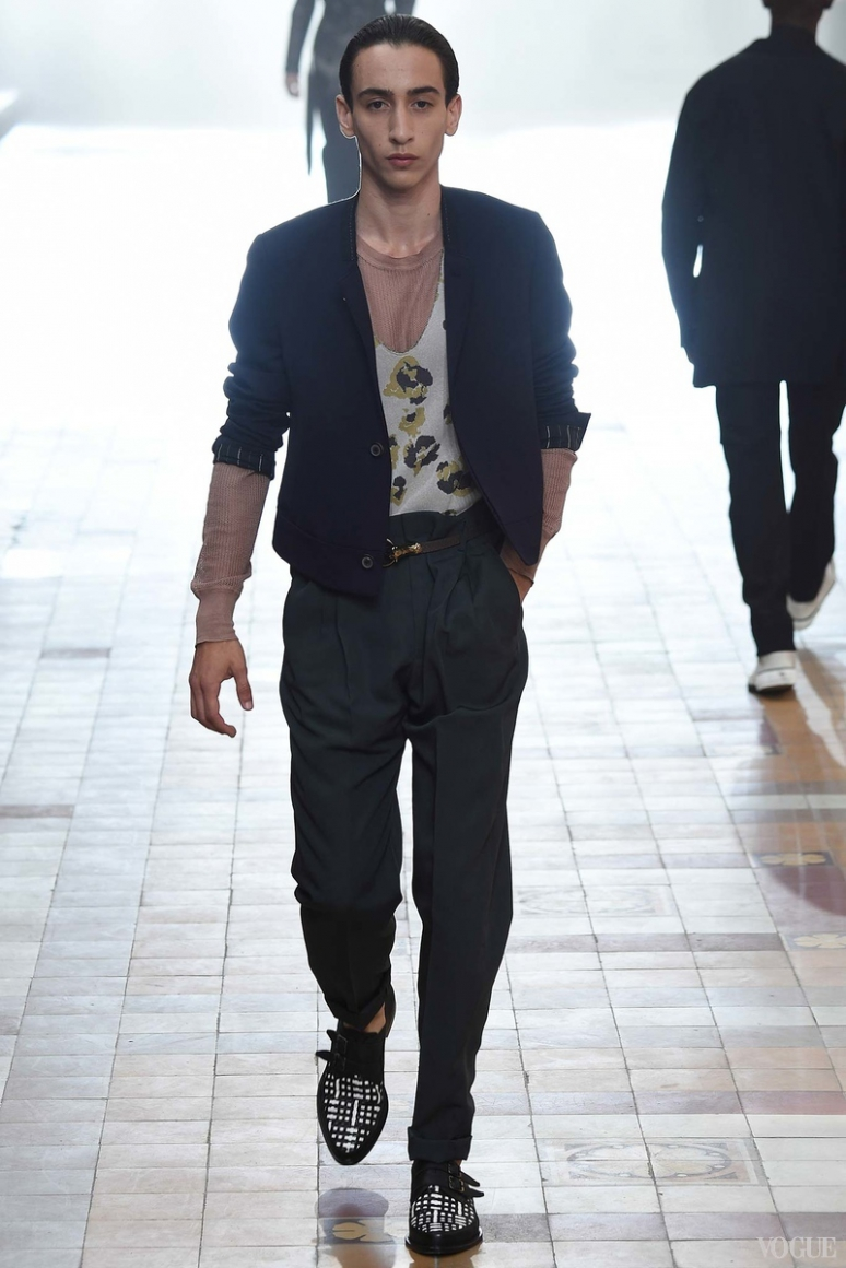 Lanvin Menswear весна-лето 2016 #34