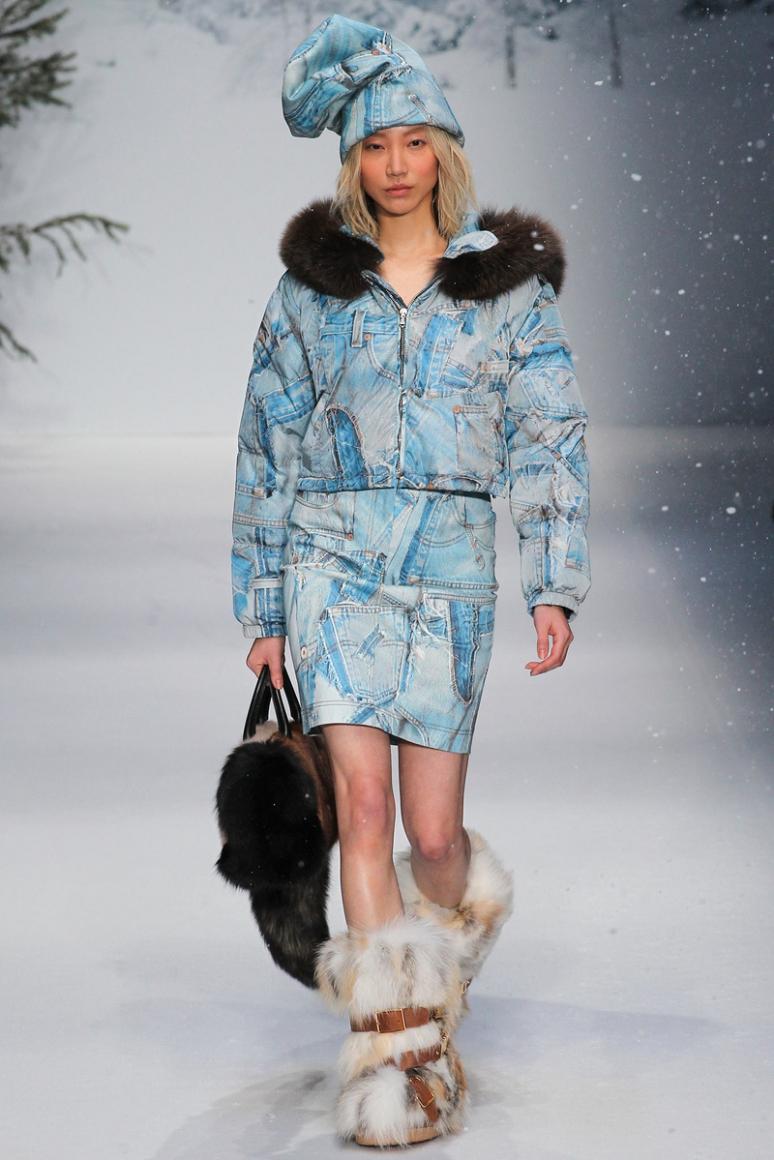 Moschino Menswear осень-зима 2015/2016 #47