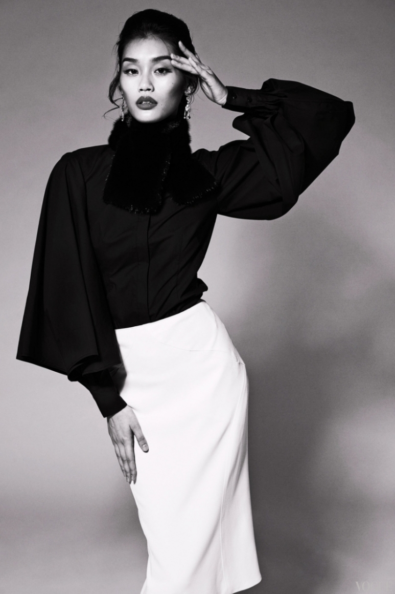 Zac Posen Couture весна-лето 2013 #10