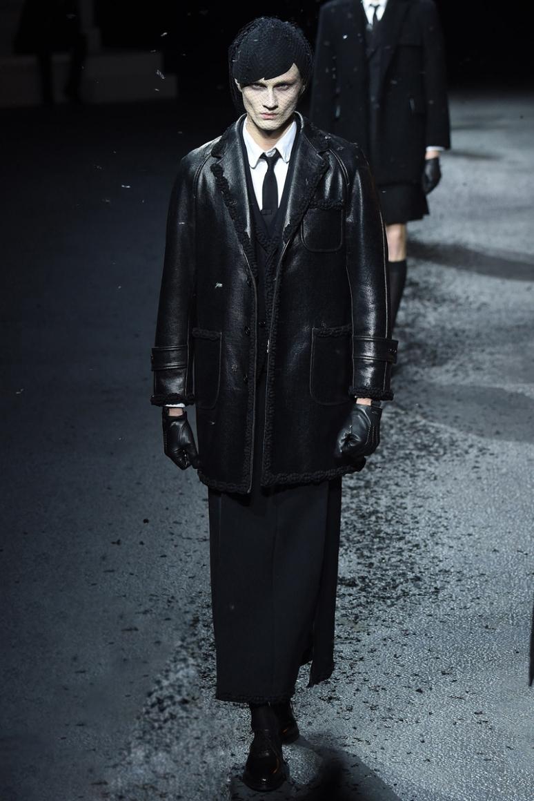 Thom Browne Menswear осень-зима 2015/2016 #36