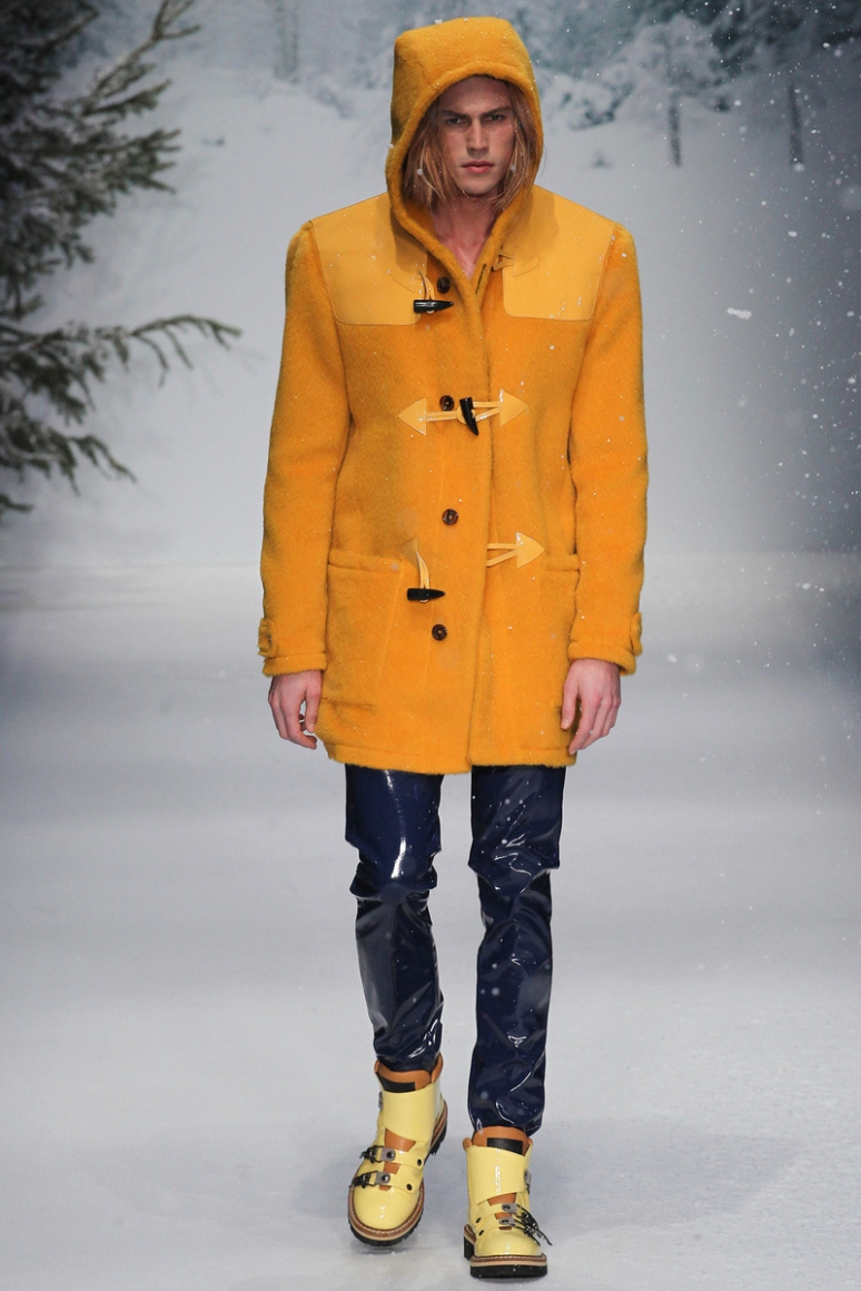 Moschino Menswear осень-зима 2015/2016 #20