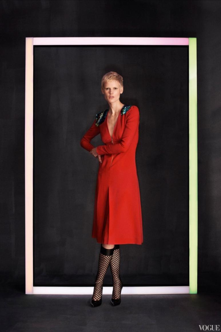 Louis Vuitton Couture весна-лето 2013 #24