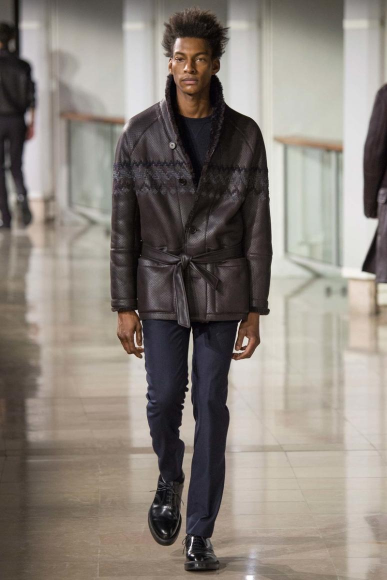 Hermes Menswear осень-зима 2015/2016 #12