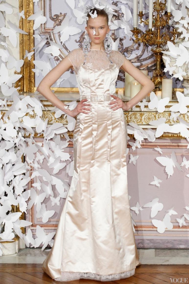 Alexis Mabille Couture весна-лето 2014 #7