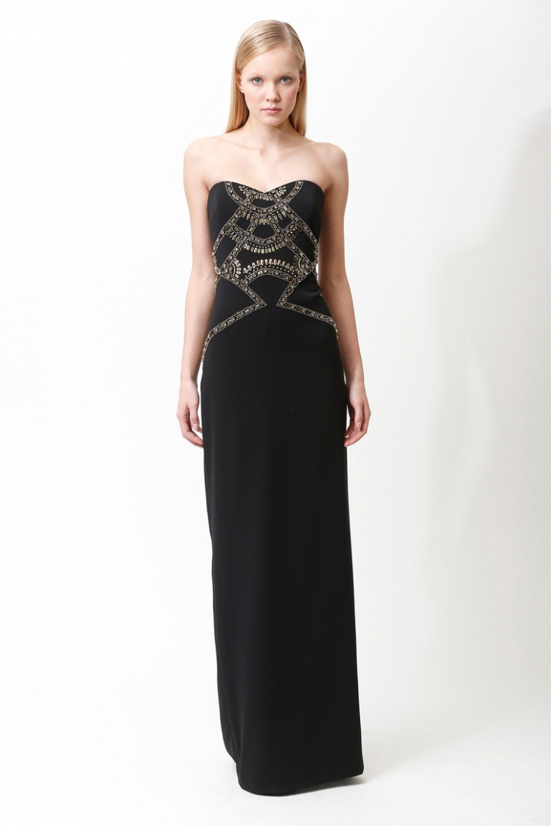 Badgley Mischka Pre-Fall 2013 #5