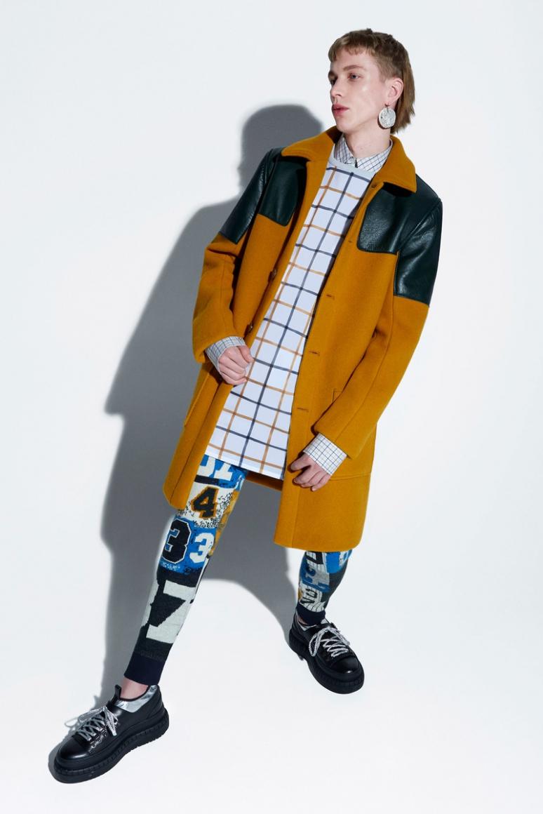 Acne Menswear осень-зима 2015/2016 #14