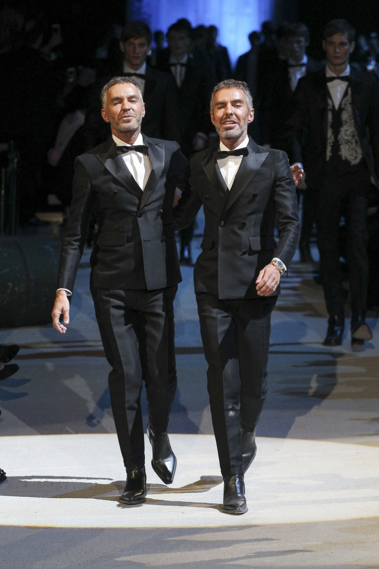 Dsquared? Menswear осень-зима 2015/2016 #2