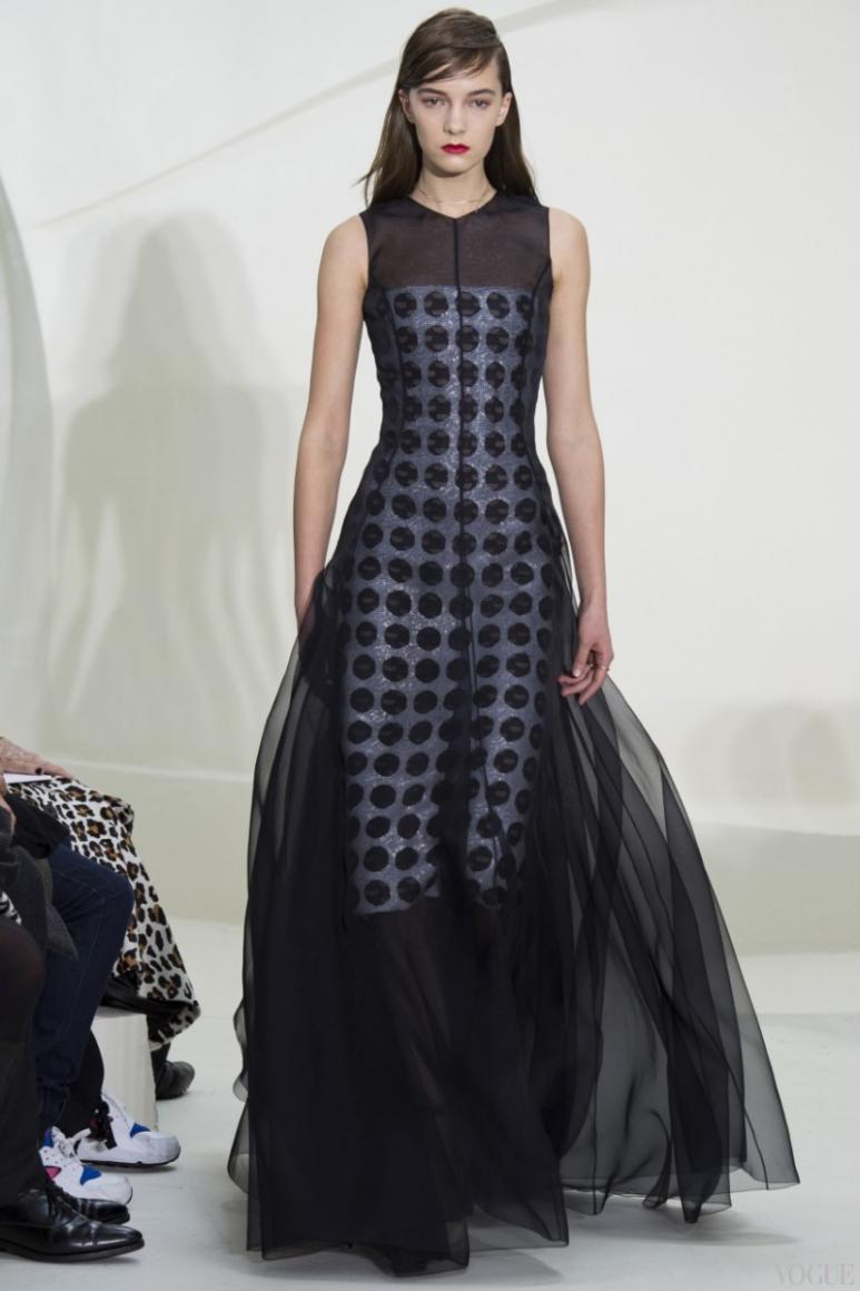 Christian Dior Couture весна-лето 2014 #9