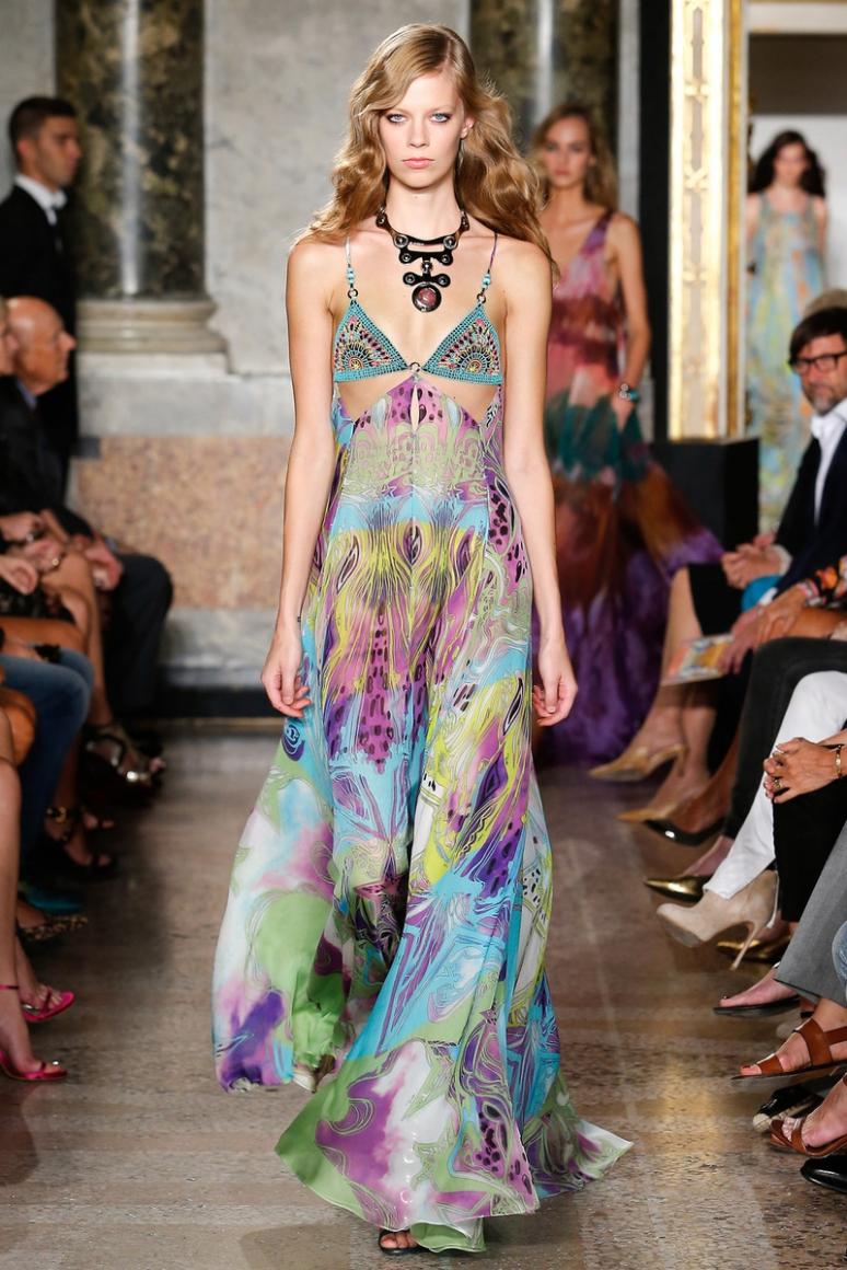 Emilio Pucci весна-лето 2015 #11