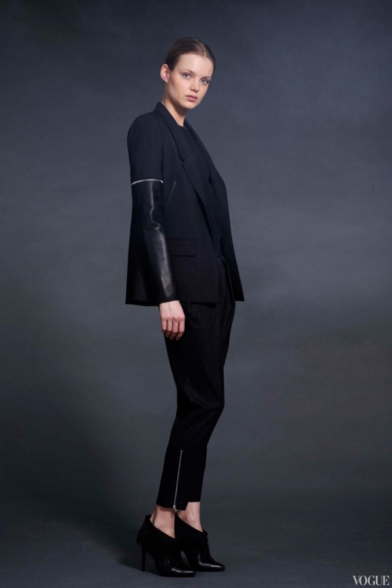 Yigal Azrou?l Couture весна-лето 2013 #10