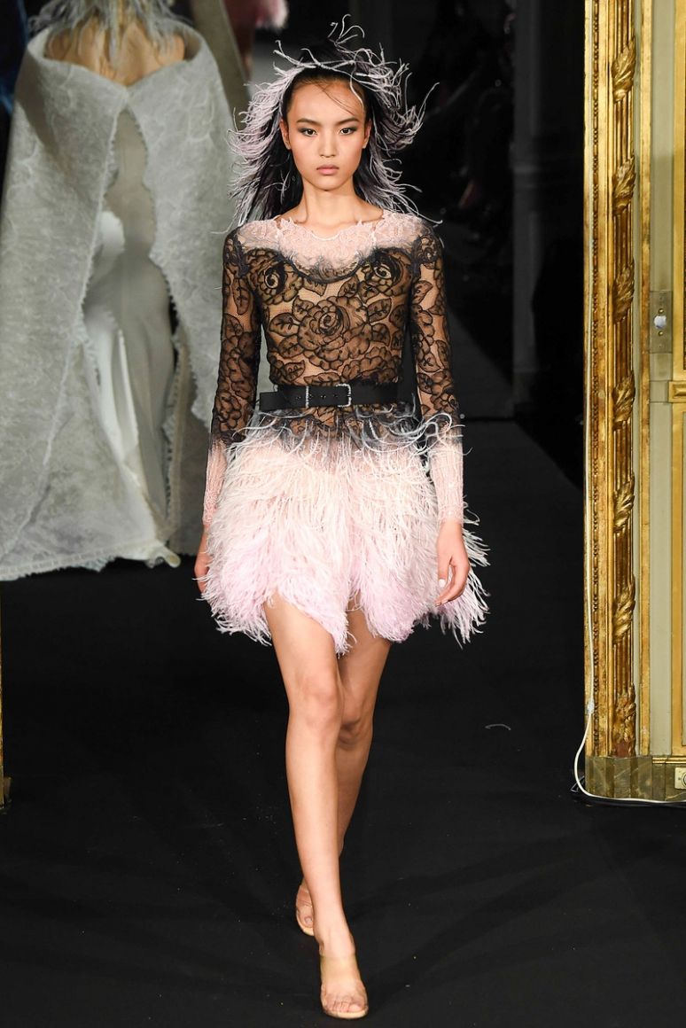 Alexis Mabille Couture весна-лето 2015 #14