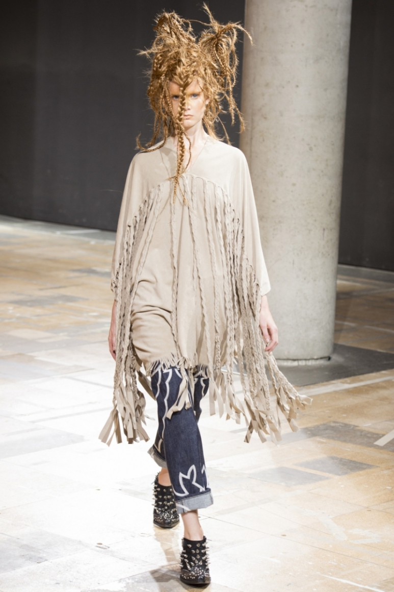 Junya Watanabe весна-лето 2014 #28