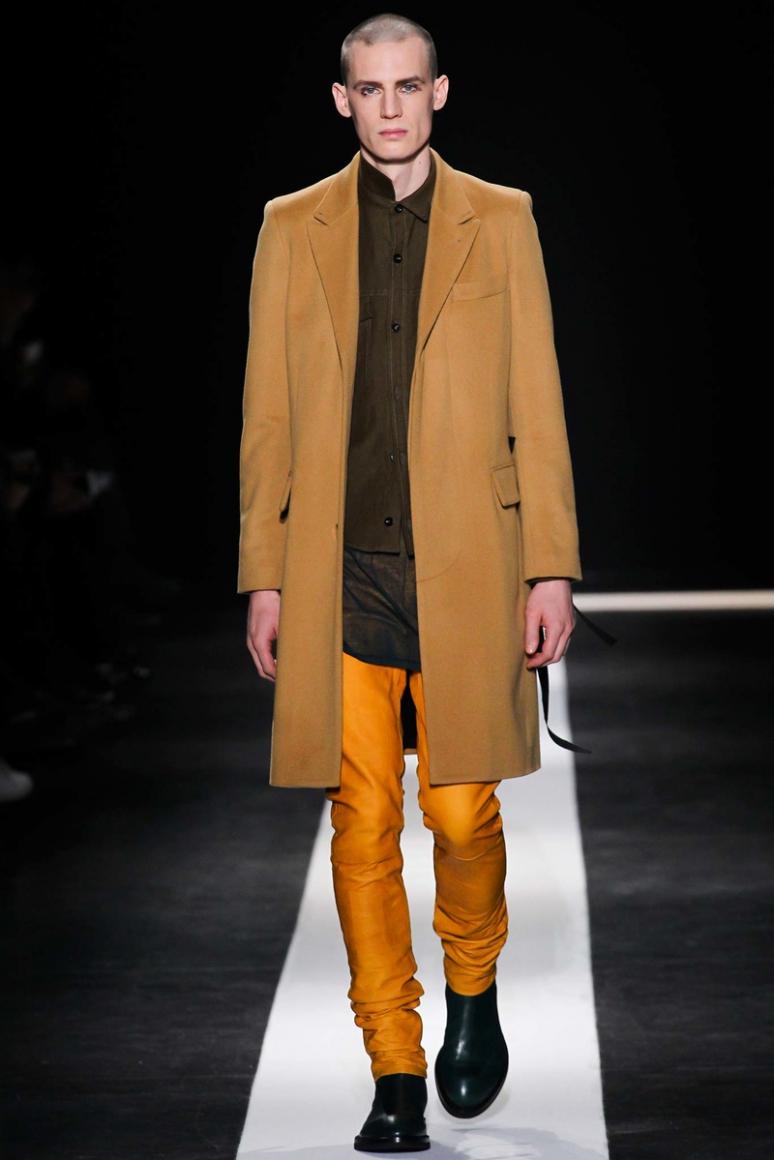 Ann Demeulemeester Menswear осень-зима 2015/2016 #18