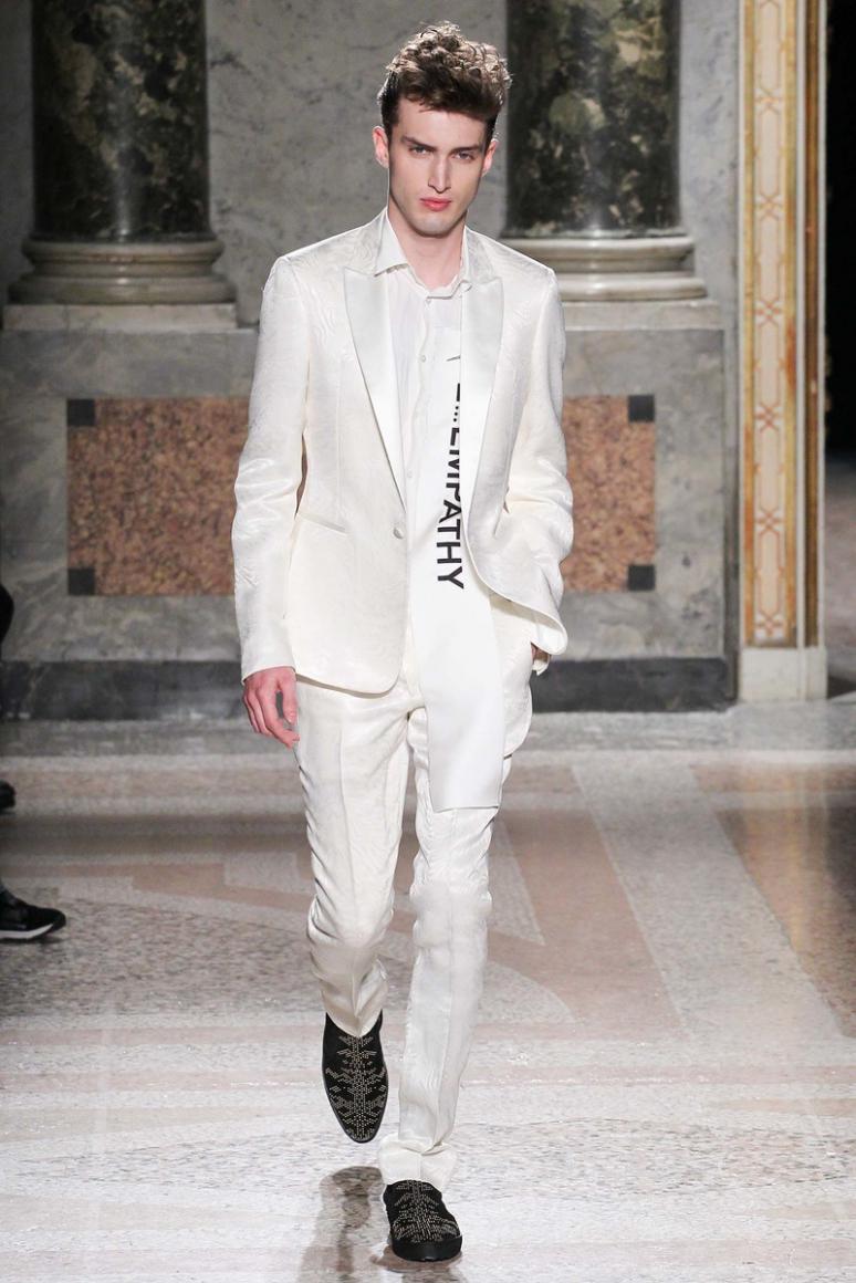 Roberto Cavalli Menswear осень-зима 2015/2016 #10