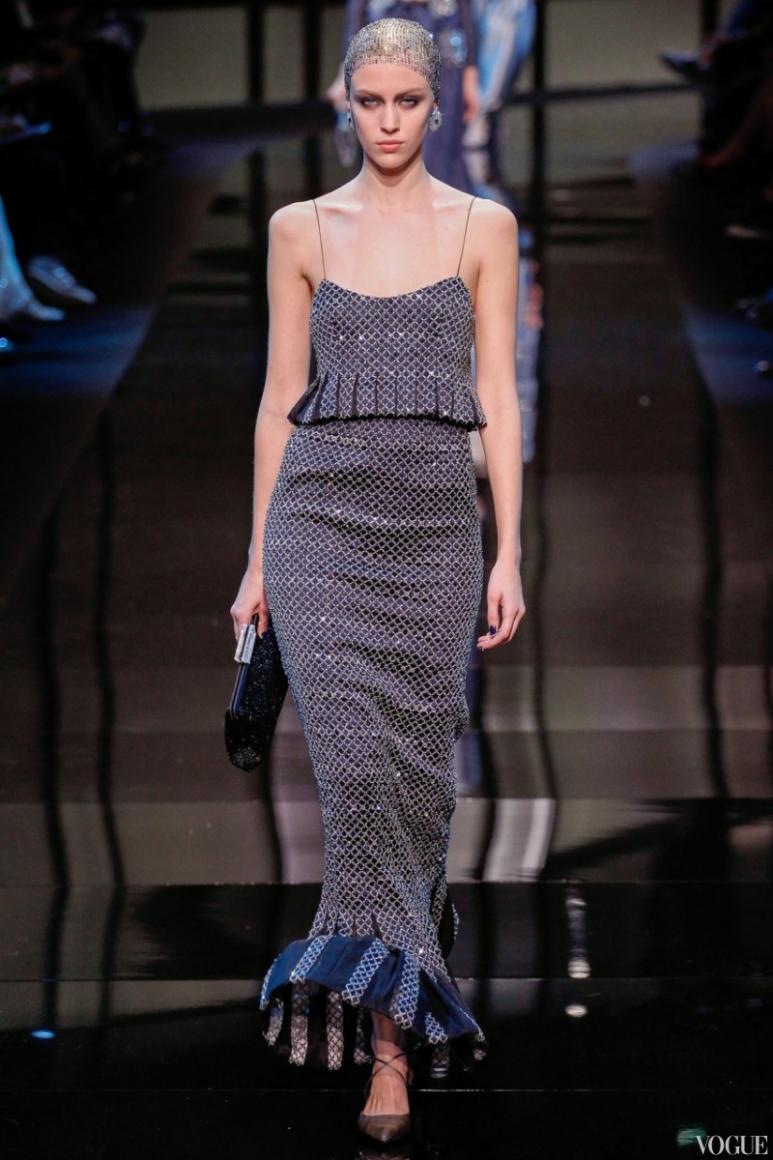 Armani Priv? Couture весна-лето 2014 #20