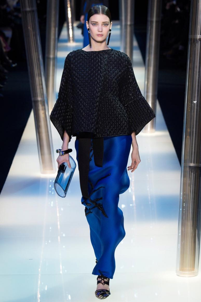 Armani Priv? Couture весна-лето 2015 #7