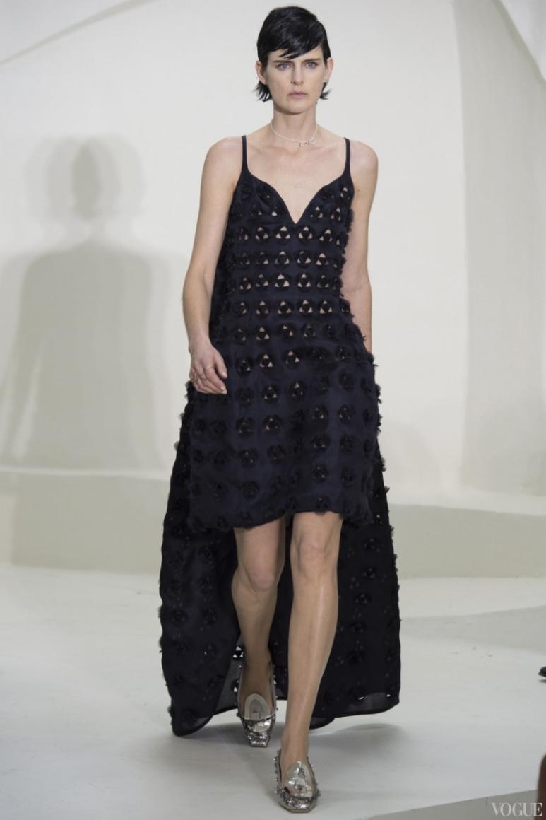 Christian Dior Couture весна-лето 2014 #41