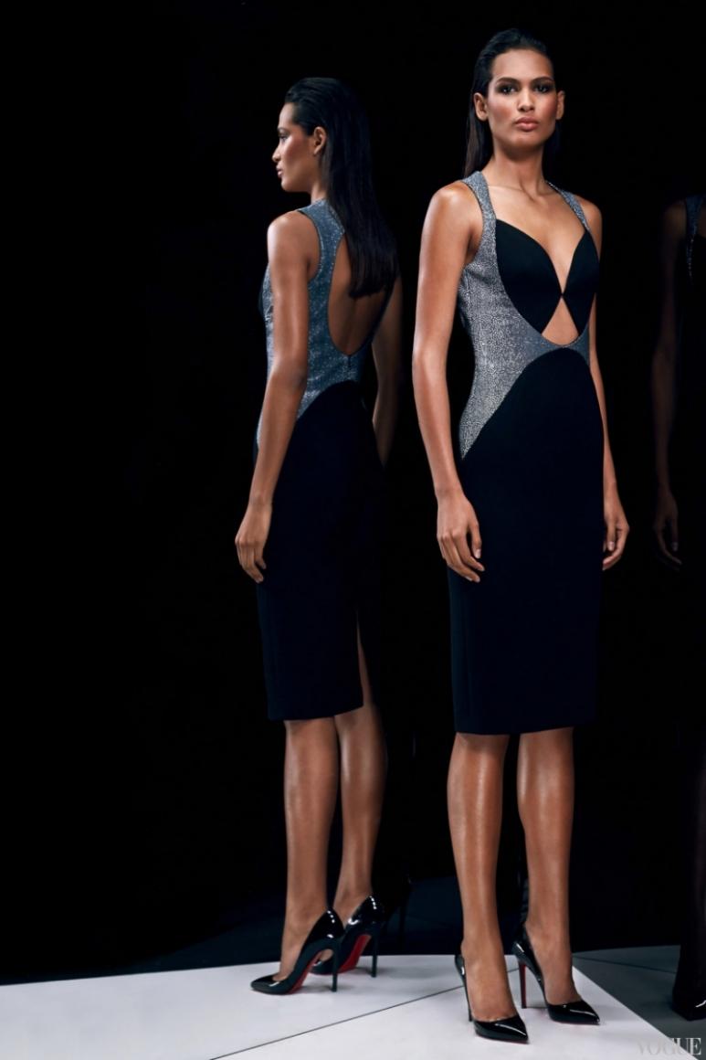 Cushnie Et Ochs Couture весна-лето 2013 #9