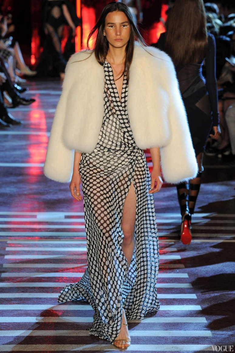 Alexandre Vauthier Couture осень-зима 2014/2015 #10