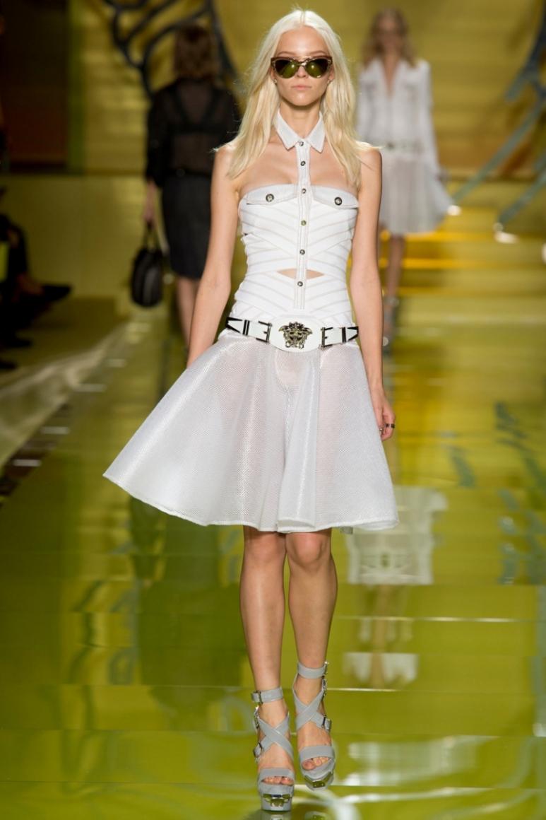 Versace весна-лето 2014 #44