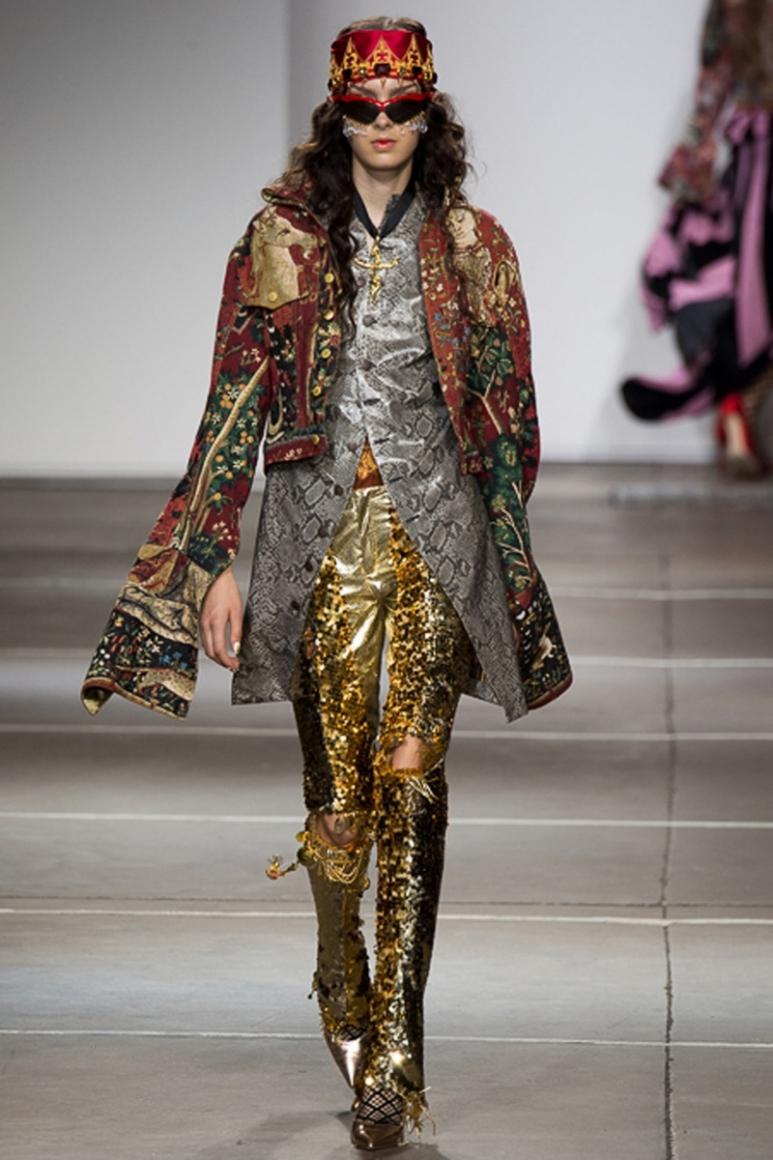 Fashion East весна-лето 2015 #8