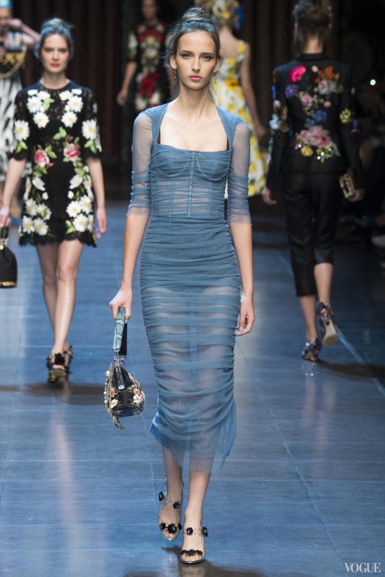 Dolce & Gabbana весна-лето 2016 #74